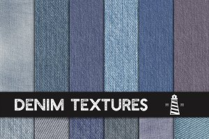 Denim Textures, Jeans Backgrounds