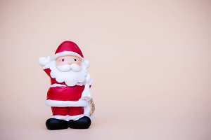 santa claus christmas background