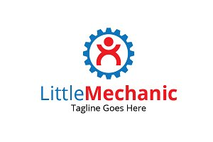 Little Mechanic Logo