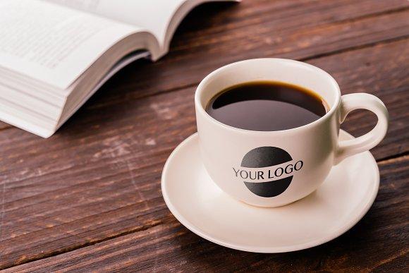 Download Espresso Cup Mockup