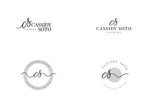 Cassidy Soto - CS Logo