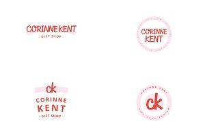 Corinne Kent - CK Logo