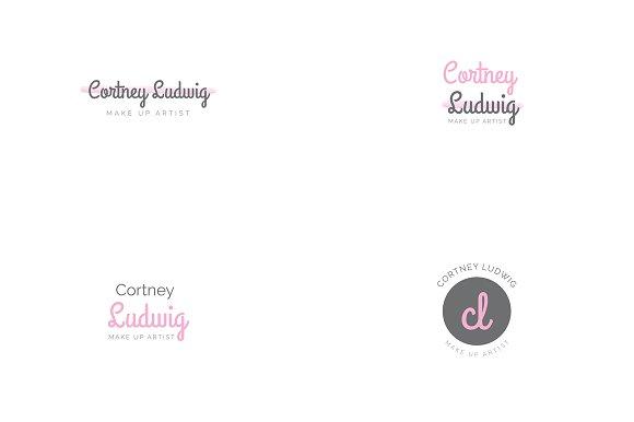 Cortney Ludwig Logo