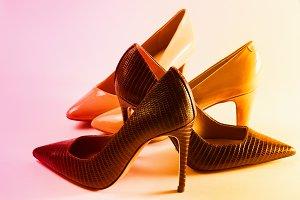 Hight heel shoes