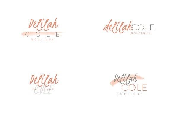 Delilah Cole Logo
