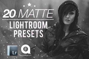Matte Premium Lightroom Presets