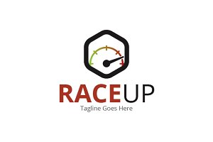 Race Up Logo