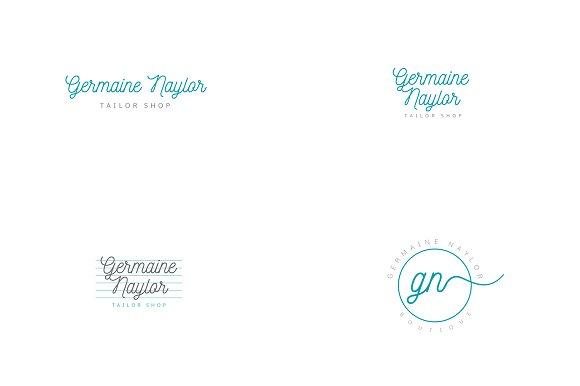Germaine Naylor Logo