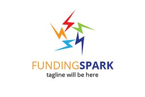 Funding Spark Logo