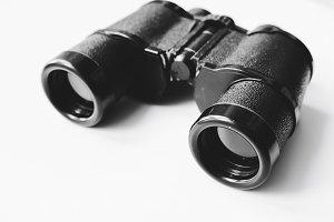 Rare binoculars