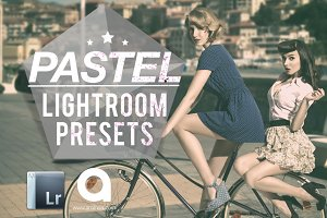 Pastels Lightroom Presets