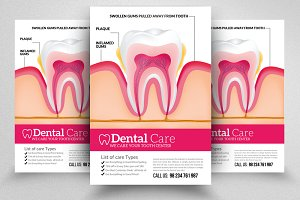 Dental Health Complex Promo Flyer