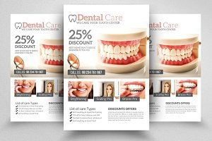 Dentistry Flyer
