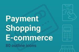 Payment, shopping, e-commerce