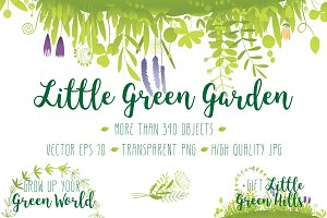 Little Green Garden