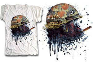 T-shirt Print / T-shirt Graphic