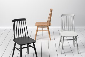 LaForma Albeup Scandinavian Chair