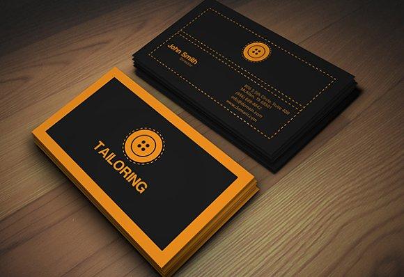 tailor business card business card templates creative