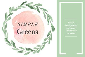 Simple Greens kit