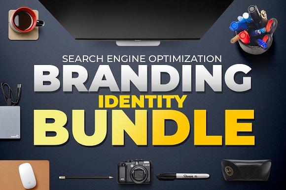 SEO Mega Branding Identity Bundle