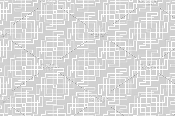 gray geometric pattern