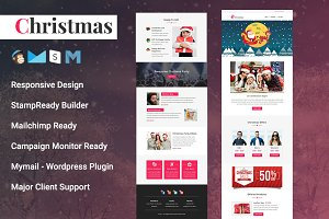 Christmas - Responsive Email