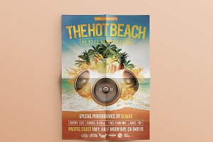 The Hot Beach Flyer