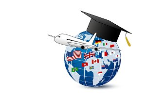 Study abroad concept design