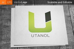 Letter U Company Logo