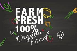 Farm Fresh Keynote animated template