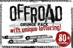 Off-Road Grunge Pack