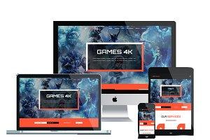 ET Gaming – Joomla Gaming Templates