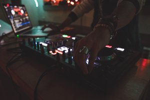 Party Dj Console