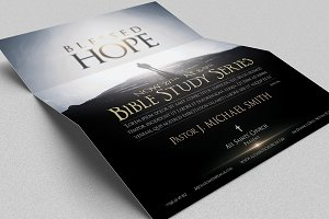 Blessed Hope Church Flyer
