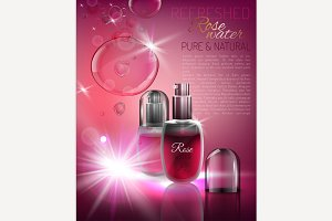 Rose Water Image