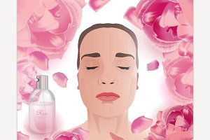 Rose Water Face Pack
