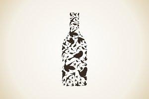 Wine a bird