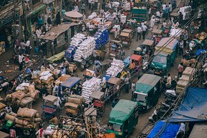 Overwhelming Market