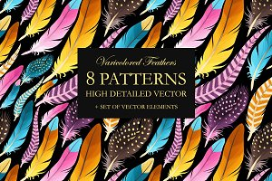 Patterns with Feathers