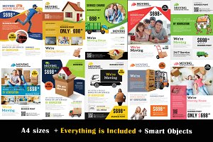 10 Moving House Service Bundle