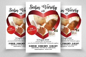 Save The Date Flyer Templates