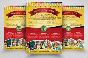 Junior Education System Flyer