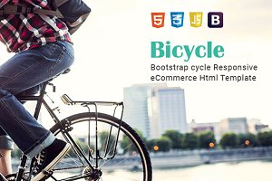 Bicycle - eCommerce Html Template