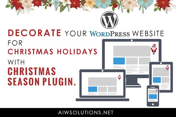 WordPress Plugins: AIW SOLUTIONS - Christmas Plugin