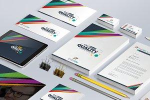 Stationery Mega Branding Identity