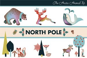 North Pole Clipart