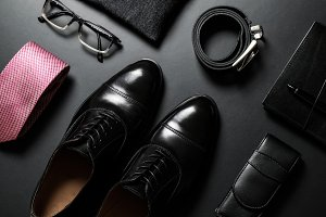 Men's fashion accessories XII
