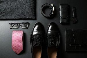 Men's fashion accessories XI