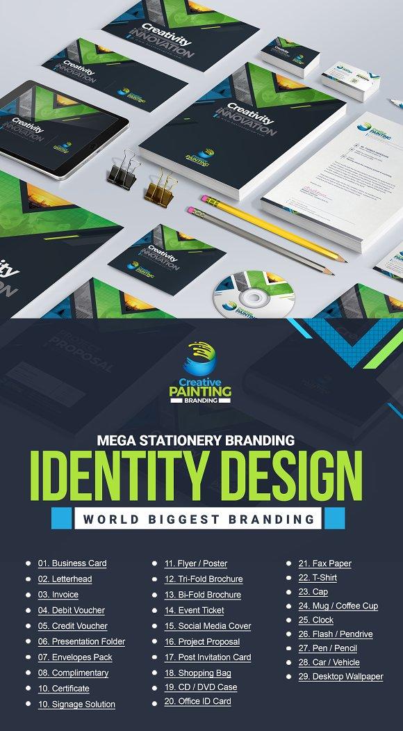 Business Mega Branding Bundle