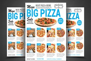 Big Pizza Flyer